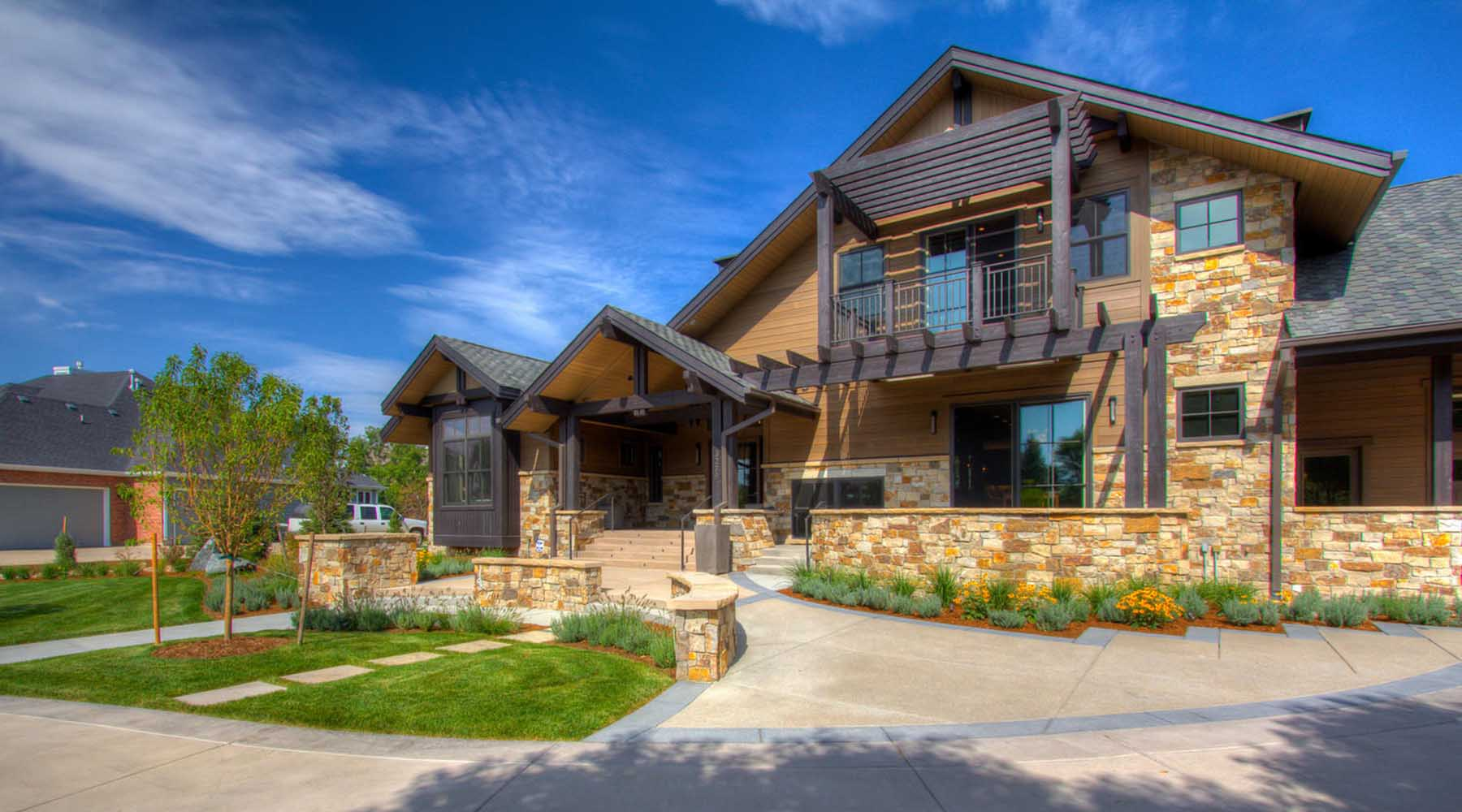 COLORADO MODERN Treeline Builders